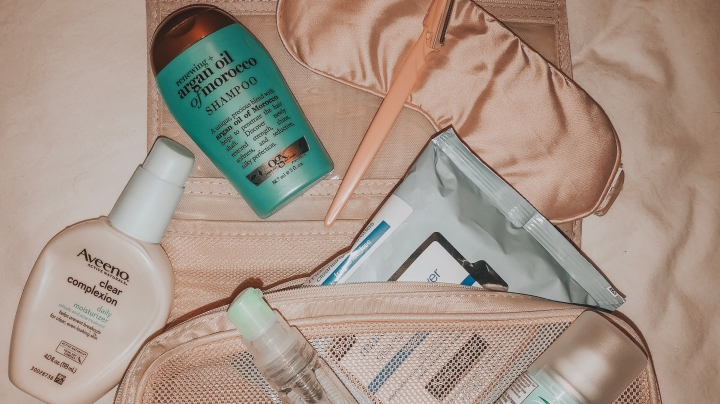 Travel: My top must haves